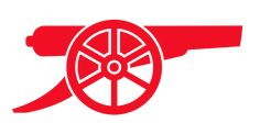 official club crest cannon