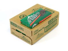 $27.99 | http://sanduskycandy.com/candy-colors/green-candy/Andres-Mint-4.67-oz-pkg-box-of-12.html