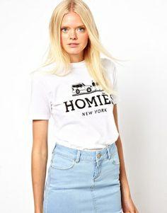 Reason Homies T-Shirt, Hermes? Homies? ;)