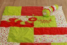 Für einen schönen Kuschelstart ins Leben und als bleibende Erinnerung ist meiner Meinung nach   eine personalisierte Decke DAS Geschenk zu...