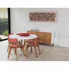Mesa de Jantar Taormina -Móveis e Decoração - Mesas de Jantar - Walmart.com