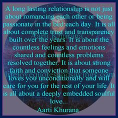 Quotes About Love Not Lasting : long lasting relationship is not just about romancing each other or ...