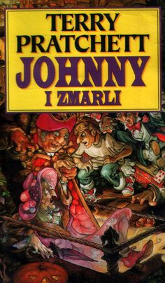 "Terry Pratchett died 3 year ago 2015, 12 march, quote from the book ""Johnny and the dead"". https://www.atticus.pl/?val=pratchett&pag=szukaj&lang=&Szukaj=Szukaj https://www.atticus.pl/?pag=poz&id=98725 https://www.atticus.pl/?katalog=fantastyka #literature #SF #Pratchett"