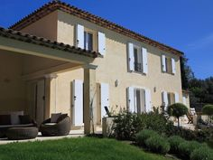maison avec terrasse design