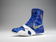 Damn I love these... MANNY PACQUIAO X NIKE BOXING BOOTS