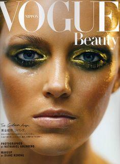 Anja Rubik   Vogue Japan June 2009