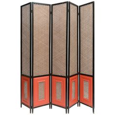 Art Deco Screen | From a unique collection of antique and modern screens at http://www.1stdibs.com/furniture/more-furniture-collectibles/screens/