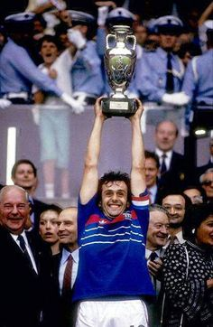 Euro '84 Winners