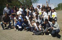 Más de 200 niños y jóvenes participaron de la campaña nacional de forestación Tuvo lugar la semana pasada. En este marco, se forestaron 200 árboles ubicados en el departamento de Lavalle, provincia de Mendoza.
