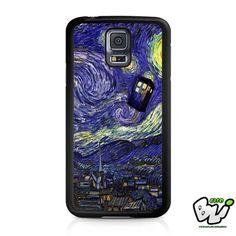 Doctor Who Tardis Samsung Galaxy S5 Case