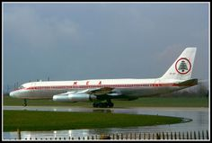 DC-8 OD-AFI MEA Middle East Airlines
