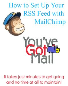 How to set up your RSS feed with MailChimp