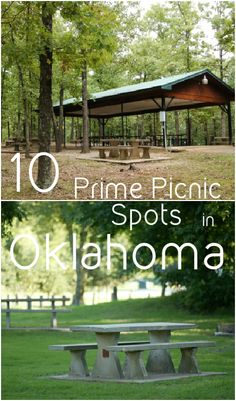 Packing a picnic is a fun and affordable way to have fun with the family outdoors. There are tons of great places in Oklahoma to spread a blanket and snack on scrumptious foods.