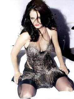 Eva Green - her gothic look and appeal has always been enchanting. I enjoyed her role as Vespa in James Bond's Casino Royal.