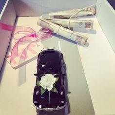 liebelein-will, Hochzeitsblog - Geldgeschenke, Auto