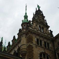 Alt Stadt, Hamburg, Germany