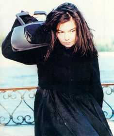 bjork, her lyrics are completely different to me since I went to Iceland.