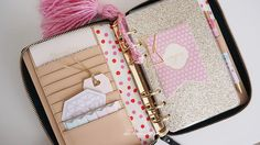 Decorate With Me: Kate Spade Wellesley Personal Planner