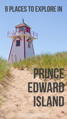 Nine places to explore in Prince Edward Island - Prince Edward Island, one of the four Canadian Atlantic provinces, is full of stunning landscapes and island hospitality. Known for its red-sandy beaches and glorious seafood, PEI offers a little something for everyone. Nine places to explore in Prince Edward Island | My Wandering Voyage Travel Blog