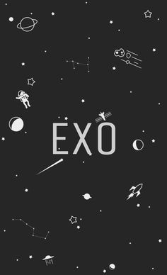 EXO Lock screen walpaper sing for you Exo Kai, Kpop Exo, Bts And Exo, Exo Chanyeol, Baekhyun Fanart, K Pop, Tao, Wallpapers Kpop, Exo Music