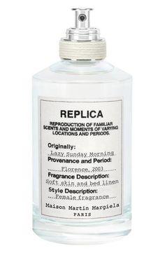 replica lazy sunday morning fragrance