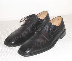 Brass Boot Walking Gloves Men's Black Leather Oxford Sheepskin Lining  10.5 M #BrassBoot #Oxfords
