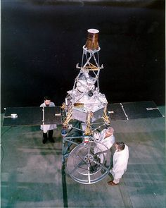 Mariner 2 launched to Venus on August 27, 1962. It became the first spacecraft to radio useful scientific information to Earth from the vicinity of another planet.