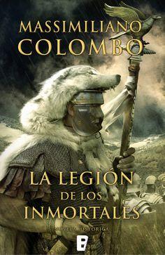 ESTIU-2015. Massimillano Colombo. La legión de los inmortales. BUTXACA