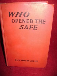 Who Opened The Safe Perry Pierce Clinton W. by SevenSistersBooks