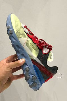 a12f8826a041 UNDERCOVER x Nike React Element 87  Release Date  amp  Info Release Date