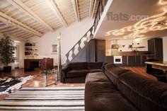 Roma Trastevere Hyper-loft. €270/night