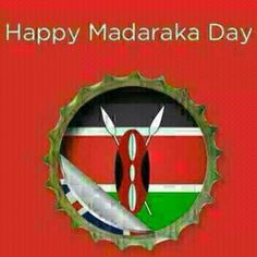 Happy Madaraka Day High Quality Picture & Message.