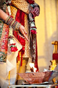 Indian wedding- noun; the longest experience of anyone's life ever. But also the most beautiful.