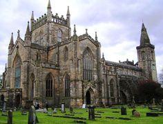 dunfermline abbey | Photos of Dunfermline Abbey, New Abbey Parish Church, Church of ...