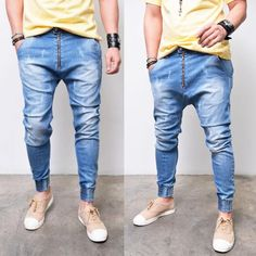 1,801 vind-ik-leuks, 10 reacties - Sneakers & Streetwear Shop (@sneakerjeans) op Instagram: '@malikaras66 Online Featured: Vertical Front Zip Baggy Jogger Denim (Search 291) @…'