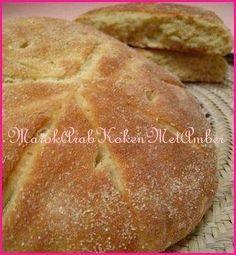 Marokkaans Griesmeelbrood (Smida) recept   Smulweb.nl