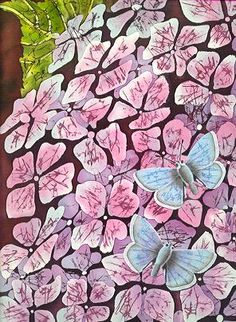 Batik art by Leonard Thompson http://www.silkartist.co.uk/batik1.htm