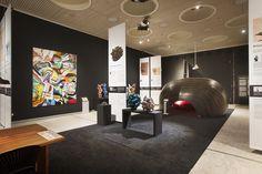 10.000 Timer, Hvad er talent? Exhibition @ Trapholt Museum 2014 Design V- Westergaard