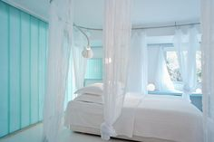 Ekies All Senses Resort is located on the picturesque bay of Vourvourou at Sithonia in Halkidiki