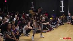 """Kaelynn Harris Choreography 