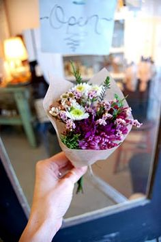 mini bouquet