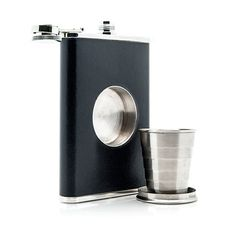 ThinkGeek :: Shot Flask @Jenna Slonaker Reeths could be cool for Jon's 21st