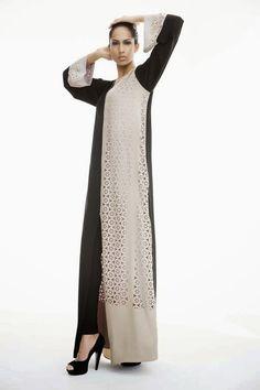 Arabesque Spring 2014 Collection abaya