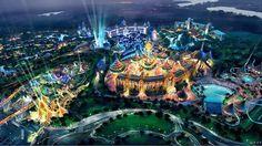 La compañía de entretenimiento y producción de espectáculos canadiense, Cirque du Soleil, abrirá el primer parque de atracciones temático en Nuevo Vallarta