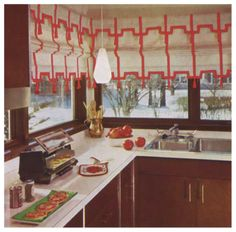 1960s Kitchen.