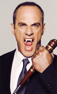 Entertainment Weekly - true-blood photo. I love chris meloni....throw in that he's a vampire...oh my