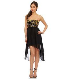 Hi-Low Bridesmaid Dresses Dillard's