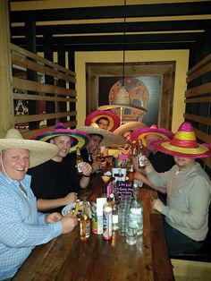 Lads night out Mexican style NZ Mexican-www.flyingburritobrothers.co.nz