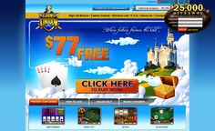 Don't forget to read the tips while you download the software to increase your chances of hitting the jackpot - Casino Kingdom >> jackpotcity.co/r/65.aspx