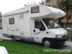Location camping car capucine roller team granduca garage camping car capucine louer - Garage a louer pour camping car ...